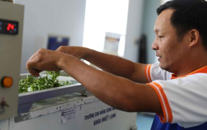 Nhiệt lạnh, kỹ thuật dành cho nông nghiệp sạch