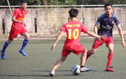Giải bóng đá Sinh viên 26.03, hưởng ứng tháng Thanh niên năm 2017