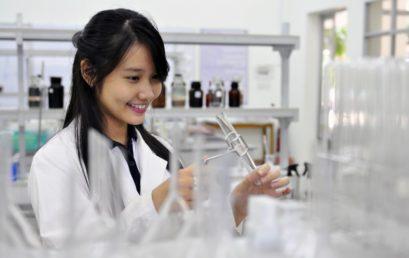 Cao đẳng Công Nghệ Kỹ Thuật Hóa Học