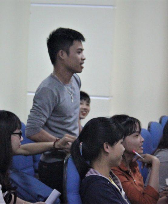 Tiếng nói sinh viên, không chỉ là đối thoại