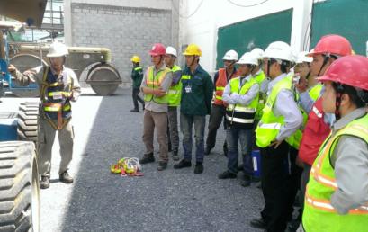 Huấn luyện kỹ năng An toàn điện cho nhân viên công ty TNHH HannesBrands Việt Nam – Huế