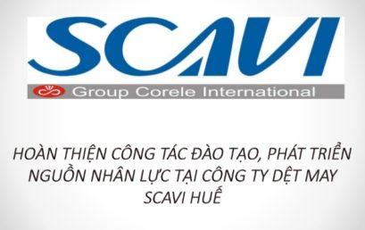 SCAVI Huế tuyển dụng 2017