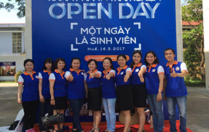 OPEN DAY 2018 – Trải nghiệm HueIC