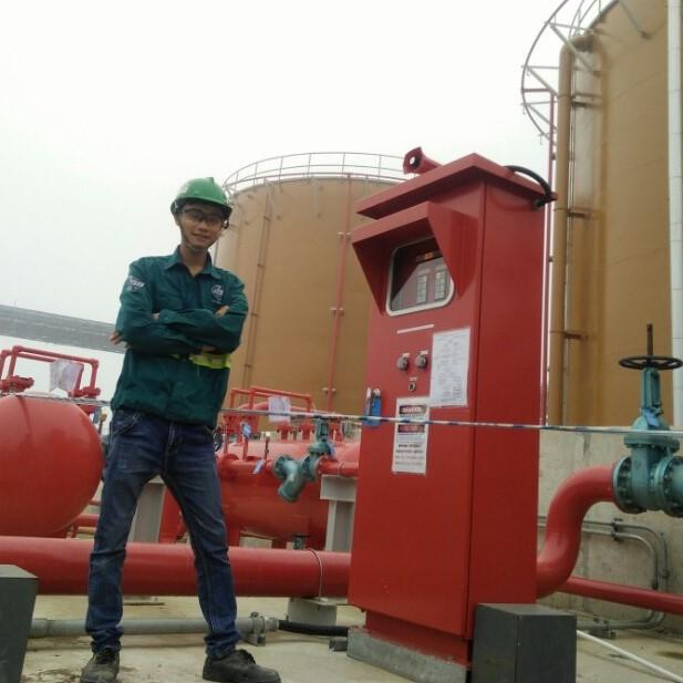 Phan Văn Dũng - Giám sát kỹ thuật Công ty Cổ phần Lilama 18. Cựu sinh viên ngành Cơ khí động lực