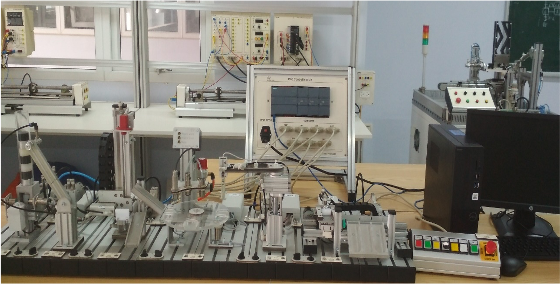 Thiết bị thực hành tại trường mới, đa dạng đáp ứng thực tiễn sản xuất, công nghiệp 4.0
