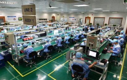Cao đẳng Điện tử công nghiệp