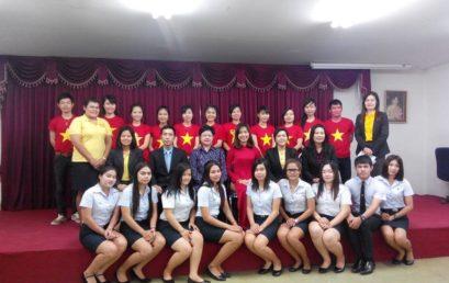 Liên thông Cao đẳng lên Đại học Chaopraya (CPU), Thái Lan