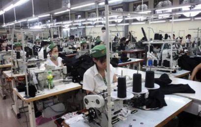 Thông báo tuyển sinh đào tạo  sửa chữa máy may công nghiệp – Khóa VII