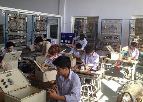 Cao đẳng công nghệ kỹ thuật điện, điện tử
