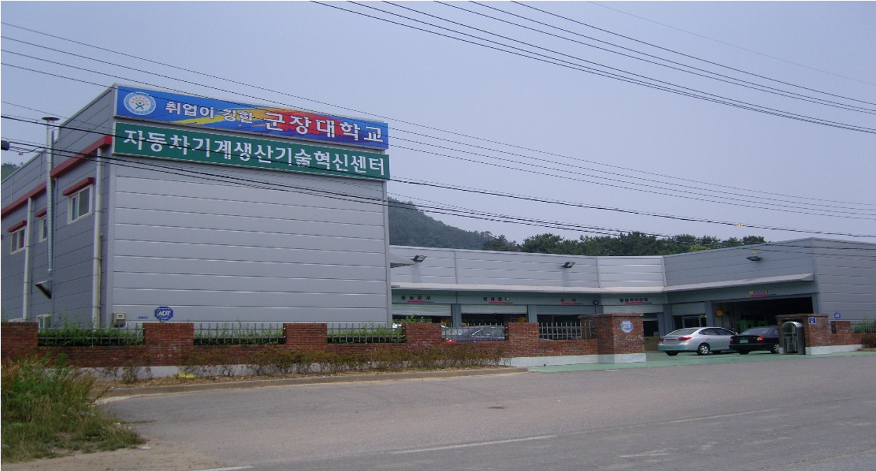Học bổng Liên thông tại Đại học Kungjiang, Hàn Quốc
