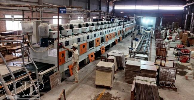 Gốm sứ và xây dựng Cosevco Quảng Bình