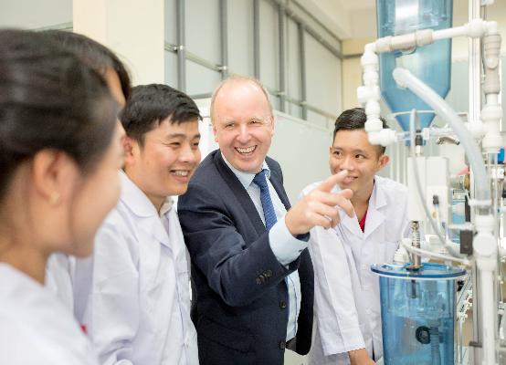 Kỹ thuật Thoát nước và Xử lý nước thải – Chương trình đào tạo của Đức