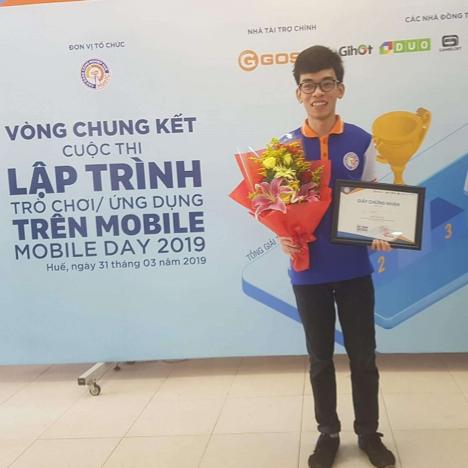 Sinh viên: Dương Minh Hoàng - Công ty Sun Asterisk