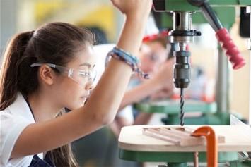 Thế mạnh của giáo dục nghề nghiệp là đáp ứng nhanh nhất nhu cầu của cả 2 bên