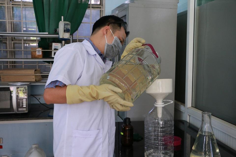 """Tập trung mọi nguồn lực cho chiến dịch """"Dung dịch rửa tay khô sát khuẩn vì cộng đồng"""""""