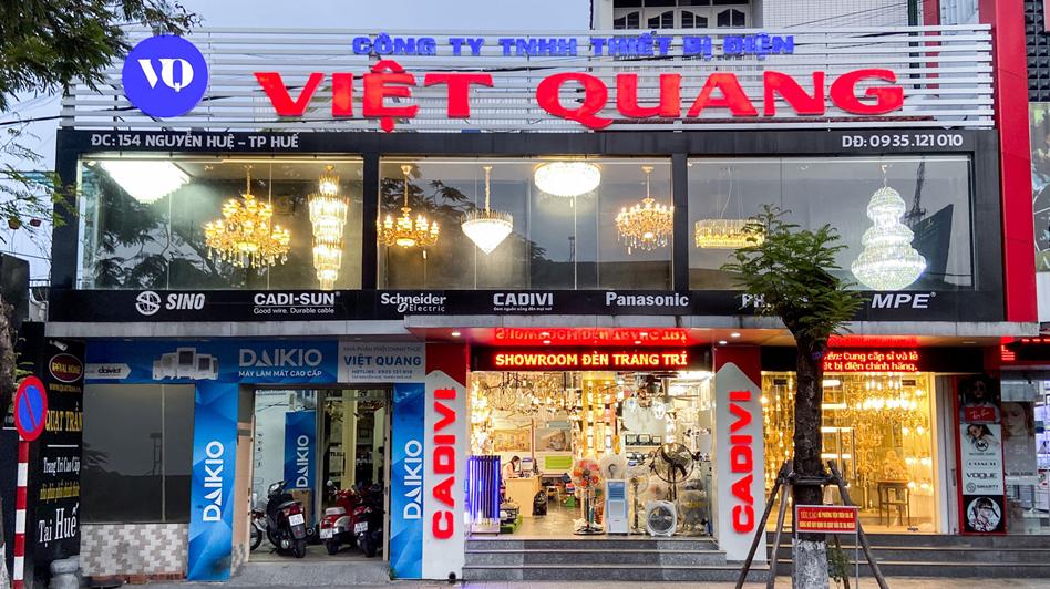 TNHH Điện Việt Quang tuyển dụng