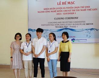 02 nữ sinh viên Cao đẳng Công nghiệp Huế sẽ đại diện Việt Nam tham gia Cuộc thi Tay nghề thế giới WorldSkills lần thứ 46 năm 2021
