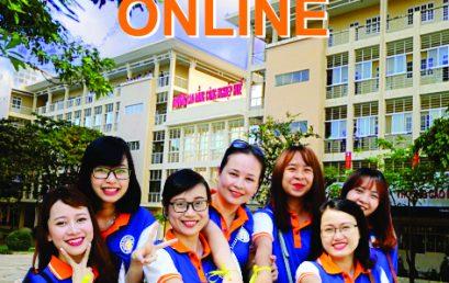 Thông báo nhập học Online