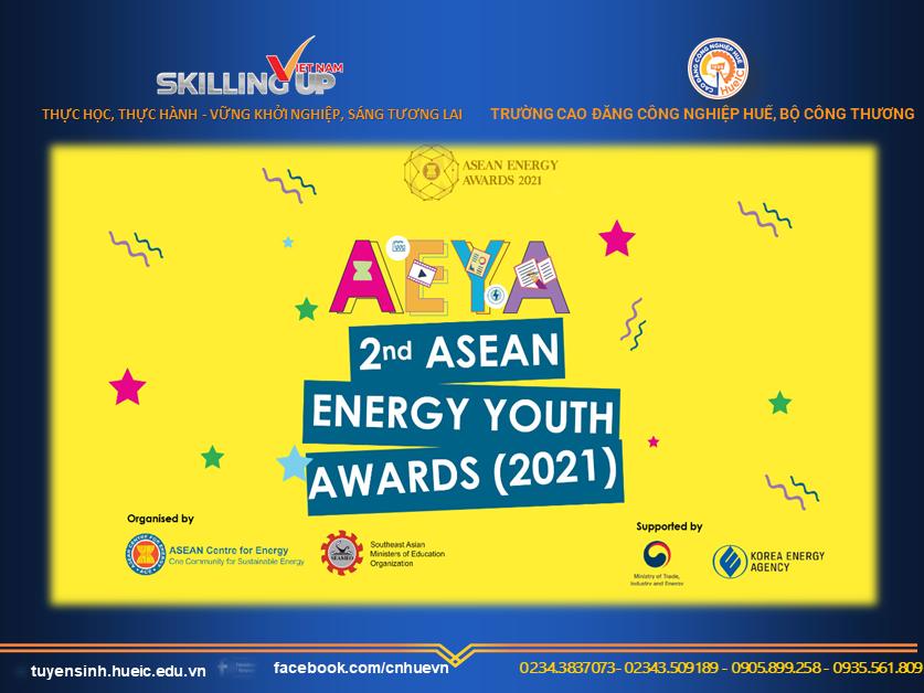 The ASEAN Energy Youth Award 2021